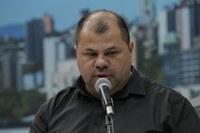 08/10/2018 - Fernando solicita tapa buraco no São Jorge