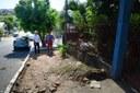 09/03/2020 - Vereador Nor Boeno recebe demandas de moradores no bairro Boa Saúde