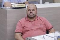 10/07/2019 - Fernando Lourenço solicita retirada de árvore na rua Campo Bom