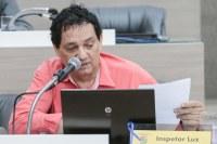 11/02/2020 - Inspetor Luz solicita intimação ao proprietário para limpeza de um terreno em esquina do bairro Rondônia