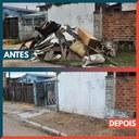 11/05/2020 - Vereador Nor Boeno tem demanda atendida na rua Potiguara