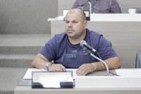 11/06/2019 - Fernando Lourenço demanda conserto de infiltração no bairro Canudos