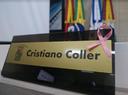 11/10/2019 - Cristiano Coller encaminha três pedidos de providências na sessão do dia 9