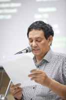 12/02/2020 - Vereador Inspetor Luz solicita revitalização na faixa de segurança na esquina das ruas Afonso Celso e Onze de Junho
