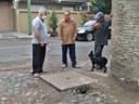 12/05/2020 - Vereador Nor Boeno se coloca à disposição da comunidade e recebe demanda em Canudos