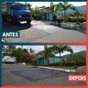 12/05/2020 - Vereador Nor Boeno tem pedido de recomposição asfáltica atendido no bairro São Jorge