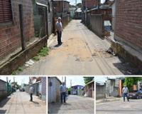 12/11/2018 - Vereador Nor Boeno encaminha quatro pedidos de recomposição asfáltica para a  Vila Iguaçu