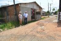 13/01/2020 - Vereador Nor Boeno solicita patrolamento em rua situada na Vila Getúlio Vargas