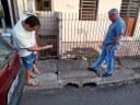 13/02/2020 - Vereador Nor Boeno verifica necessidades infraestruturais do bairro Santo Afonso