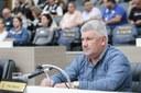 13/06/2019 - Nor Boeno solicita recolhimento de galhos e entulhos nos bairros Canudos e Vila Nova