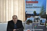 13/08/2019 - Fernando Lourenço requisita colocação de pescador na rua Amalie Thon