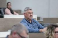 13/08/2019 - Vereador Nor Boeno encaminha pedido de recomposição asfáltica em Canudos