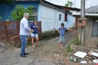 13/11/2019 - Vereador Nor Boeno requer conserto de infiltração na Vila Iguaçu