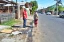14/02/2020 - Vereador Nor Boeno solicita providências para esgoto ao ar livre em Canudos