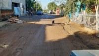 14/05/2020 - Vereador Nor Boeno solicita melhorias na rua Teco-Teco em Canudos