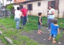 14/11/2019 - Vereador Nor Boeno requer conserto de infiltrações na rua Curitibanos em Canudos