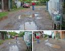 15/02/2019 - Nor Boeno solicita melhorias em ruas da Vila Getúlio Vargas após a chuva do dia 11 de fevereiro
