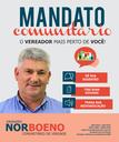 15/02/2018 - Vereador Nor Boeno realiza primeiro Mandato Comunitário de 2018 no bairro Santo Afonso