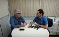 15/03/2018 - Vereador Nor Boeno anuncia chegada de R$ 110 mil para a saúde
