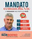 15/03/2018 - Vereador Nor Boeno dedica sábado ao Mandato Comunitário no bairro Canudos