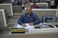 15/04/2019 – Fernando Lourenço sugere Programa de Acolhimento a Pacientes com Câncer ao plano anual do município