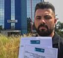 15/04/2021 - Gustavo Finck protocola denúncia no MPF sobre vacinação contra a Covid-19