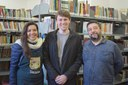 15/08/2017 - Gabinete: Felipe Kuhn Braun é o patrono da 22ª Feira do Livro de Nova Petrópolis