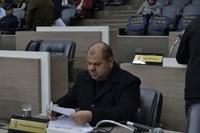 15/08/2019 - Fernando Lourenço demanda recolhimento de entulhos na rua Amalie Thon