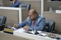 16/05/2019 - Fernando Lourenço demanda troca de lâmpada na rua Joaçaba