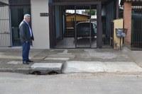 16/08/2017 -  Gabinete: Nor Boeno encaminha duas demandas da Rua Sílvio Gilberto Christmann