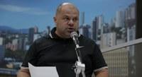 17/04/2019 – Fernando Lourenço solicita conserto de infiltração em ruas do bairro Canudos