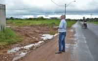 17/05/2019 - Nor Boeno solicita extensão de rede de iluminação para a Avenida dos Municípios