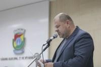 17/06/2019 - Fernando Lourenço demanda recolhimento de lixo no bairro Canudos