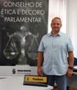 18/02/2021 - Cristiano Coller assume presidência da Comissão de Ética