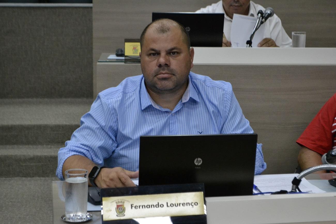 18/03/2020 - Fernando Lourenço demanda roçada e limpeza em arroio da rua Itajubá