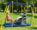 18/04/2018 - Projeto de Issur Koch propõe instalação de brinquedos adaptados em áreas públicas