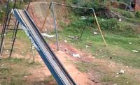 18/05/2017 - Gabinete: Gabriel Chassot solicita limpeza de pracinhas no bairro São José