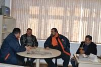 18/07/2017 - Gabinete: Fernando recebe representantes do Solidariedade