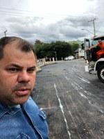 18/09/2018 - Fernando acompanha uma de suas demandas da população