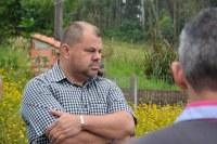 18/12/2018 - Vereador Fernando Lourenço fiscaliza ações no bairro Canudos