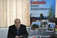 19/03/2020 - Vereador Fernando Lourenço requisita recolhimento de resíduos no bairro Canudos