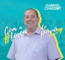 19/06/2018 - Gabriel Chassot tem pedido de recolhimento de entulho atendido no bairro São José