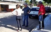 19/10/2018 - Vereador Nor Boeno solicita limpeza e hidrojateamento de boca de lobo no Aeroclube
