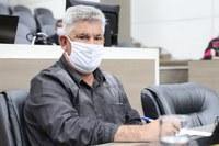 20/05/2020 - Vereador Nor Boeno solicita desobstrução de bueiro em becos no bairro Canudos