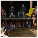 20/07/2018 - Mandato Comunitário do Vereador Nor Boeno reúne mais de 20 pessoas em Lomba Grande