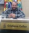20/08/2019 - Cristiano Coller solicita troca de tampas quebradas de bocas de lobo no Industrial