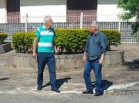 20/11/2018 - Vereador Nor Boeno solicita construção de boca de lobo em frente a paróquia no bairro Liberdade
