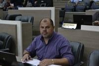 21/02/2020 - Fernando Lourenço requisita recolhimento de resíduos em diversos locais no bairro Canudos