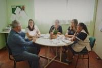 21/03/2018 - Vereador Nor Boeno conversa sobre consequências da construção de novos apartamentos na Vila Marisol