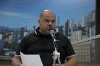 21/05/2019 - Fernando Lourenço solicita conserto de infiltração no bairro Canudos